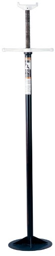 Omega 31500 Black Under Hoist Stand - 3/4 Ton Capacity