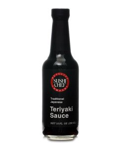Sushi Chef Sauce,Teriyaki 10 Fz (Pack Of 6) (Sushi Soy Sushi Chef)