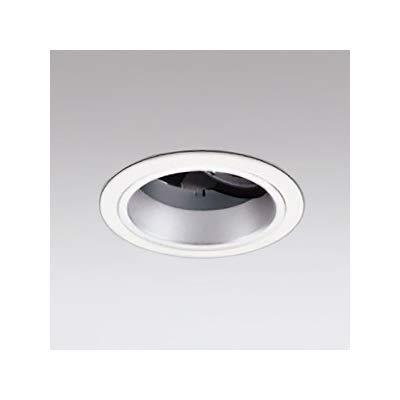 LEDユニバーサルダウンライト M形深型φ100 JR12V50W形 高彩色形 ナロー配光 連続調光 オフホワイト 電球色 B07S1SF521