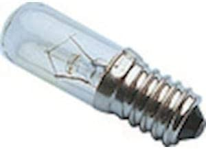 Orbitec 118409. Bombilla Incandescente 16x54mm. 24v 25w e14.