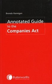 Annotated Guide to the Companies Act
