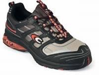 """Cofra PJ 002-000.W41 taglia 41 S1 P """"Alien"""", scarpe di sicurezza, colore: nero"""