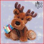 Russ Shining Stars Plush - REINDEER (limited (Shining Stars Limited Edition)