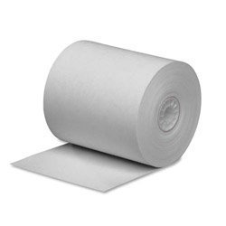 PM Company Thermal Cash Register Rolls, 2-Sided, 3-1/8