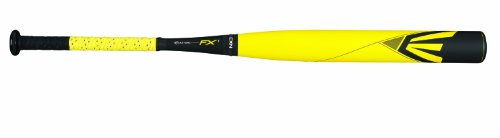 Easton FP14X1 FX1 2-Piece Composite Fastpitch Softball Bat, Yellow/Black, 32-Inch/23-Ounce