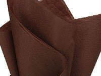 Bulk Tissue Paper Chocolate Brown 20 Inches x 30 inches - 48 XL Sheets (Chocolate Wrap Gift)