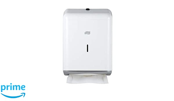 Sca tork dispensador de toallas de 208140, metal H3, color blanco: Amazon.es: Industria, empresas y ciencia