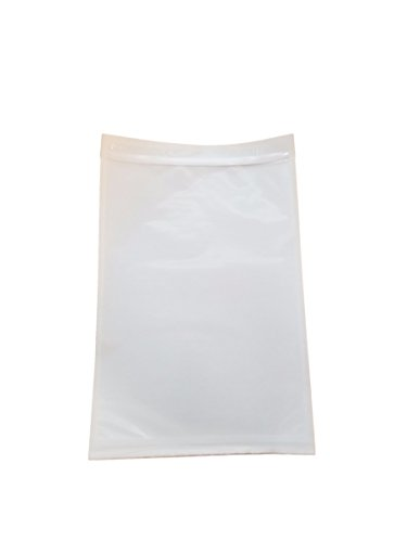 6 1 2  X 10  Clear Plastic Blank Side Loading Packing List Envelope Pouch By Mt Products    100 Pieces