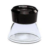 Kaiser 202334 Base Magnifier (Black) MacGroup