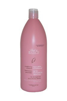 Back to Basics Raspberry Almond Reparative Conditioner for Damaged Hair - 33.8 oz by Graham Webb