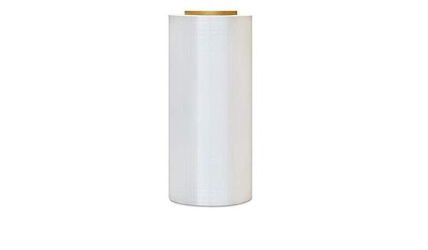 "Torque Hand Stretch Wrap Rolls 1,500/'//Roll Pallet Wrap 12/"" 18/"" Wide 15/"""