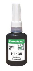 10mL Bottle PermabondHL138 Green Press Fit Retaining Compound