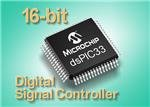 Digital Signal Processors & Controllers - DSP, DSC 16B DSC 28LD32KB DMA 40MIPS (10 pieces)