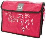 TGI Sac de transport pour partitions Rose