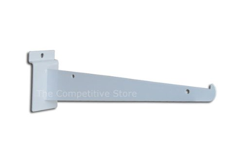nife Shelf With Lip - 10 Pcs Lot - Fits All Slat Panels ()