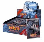 Naruto Collectible Dream Legacy Booster Pack Trading Card Game
