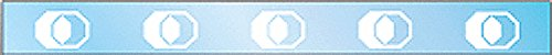 CRL Boral Style Glass Safety Decal - 5 Pack by CRL (Image #1)