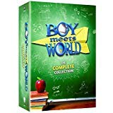 Boy Meets World: The Complete Series Seasons 1-7 DVD Box Set