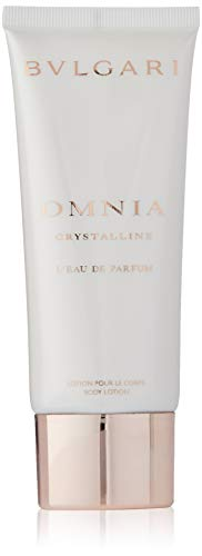 Bvlgari Omnia Crystalline L'eau De Parfum Women's Body Lotion, 3.4 Ounce