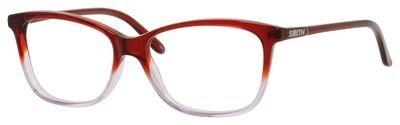 Eyeglasses Smith JADEN 0INT Red Crystal - Sunglasses Smith Jaden