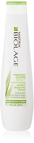 Biolage Cleanreset Normalizing Shampoo To Remove Buildup, 13.5 Fl. Oz. (Shampoo And Conditioner To Get Curly Hair)