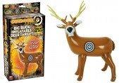 Inflatable Deer (Outdoor Hunter Big Buck Inflatable Deer Target)