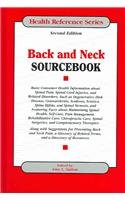 Back And Neck Sourcebook: Basic Consumer Health Information About Spinal Pain, Spinal Cord Injuries, And Related Disorders, Such as Degenerative Disk ... Osteoarthritis, S (Health Reference Series)