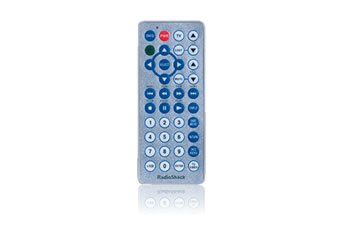 Radio Shack Flat 2-in-1 DVD Remote Control