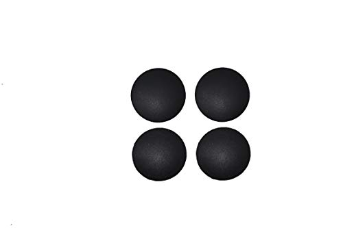 """UBatteries Set of 4 Compatible Laptop Bottom Case Rubber Feet Replacement for Apple MacBook Air 13"""" 13 inch A1369 A1466 2010 2011 2012 2013 Series (NOT Compatible with Mac Book Pro)"""