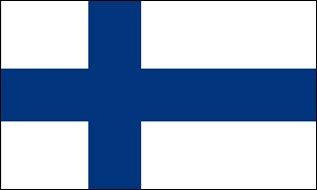 Flagge Finnland Suomi NEU 150 x 250 cm Flaggen Fahne