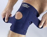 Serenity 2000 | Magnetic Therapy Knee Brace for Support and Pain Relief - Large, Fits Knees 18