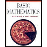 Basic Mathematics, Slavin, Steve and Crisonino, Ginny, 0971654468
