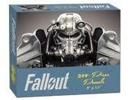 Fallout: T-60 Power Armor 200 Piece Puzzle -
