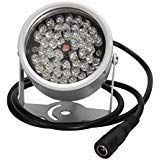 Leoie 48-LED illuminator light CCTV IR Infrared Night Vision Fill light