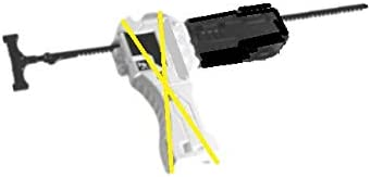 Use singularly or with Supergrip to Make a Double Launcher Commonman Burst Launcher and 10 ripcords