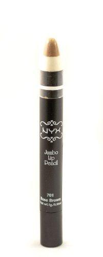 NYX Jumbo Lip Pencil 701 Rose Brown -  NYX-JLP701
