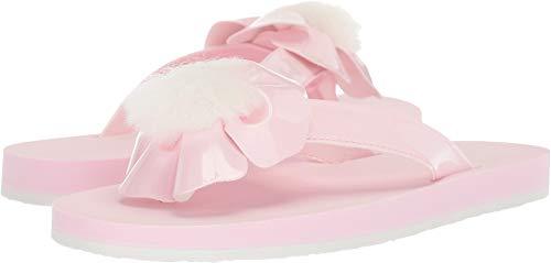 UGG Girls K Poppy Flip-Flop, Seashell Pink, 3 M US Little Kid