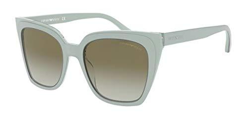 Emporio Armani 0EA4127 Gafas de sol, Trilayer Azure Crystal ...