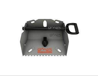 DMOS Original Alpha TM Shovel: Packable Emergency Car Snow Shovel