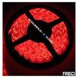 NovaBright 3528SMD Red Super Bright Flexible LED Light Strip 16 Ft Reel Only