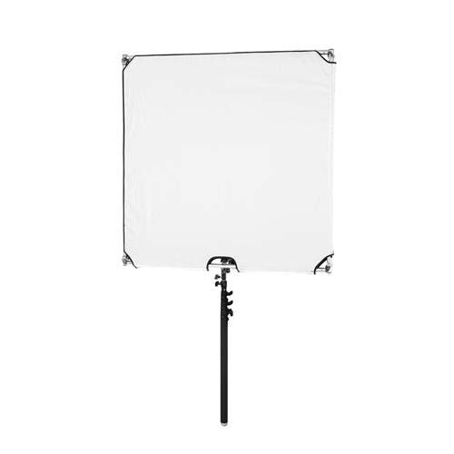Glow Reflector Panel and Sun Scrim Kit with Boom Handle and Carry Bag (43.3 x 43.3) by Glow (Image #5)