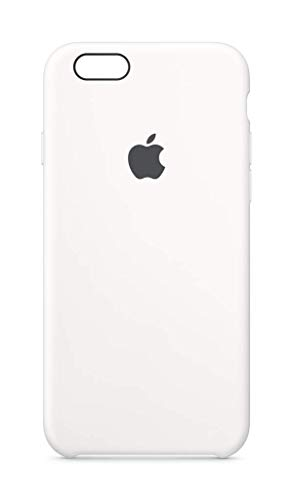 Apple Silicone Case (for iPhone 6s) - White