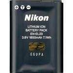 Nikon EN EL23 Rechargeable Lithium Ion Battery  3.8V 1850mAh