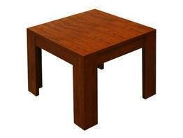 Boss N22-C 22-Inch by 22-Inch Cherry End Table - Cherry Office Sofa Table