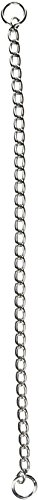 Coastal Pet Products DCP554026 Titan X-Heavy Chain Dog Training Choke/Collar with 4mm Link, 26-Inch, Chrome