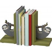 Primitives by Kathy Book Ends - Sloth