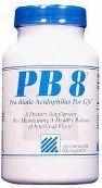 Nutrition Now, PB8 Probiotic Acidophilus, 120 Capsules