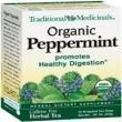 Traditional Medicinals Tea Og2 Peppermint 16 Bag