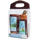 Tree Hut Peppermint Exfoliating Scrub & Soothing Cream Pedi Kit by Naterra International (Image #2)