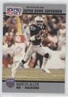 Marcus Allen (Football Card) 1990 Pro Set Super Bowl XXV Silver Anniversary - Box Set [Base] #38
